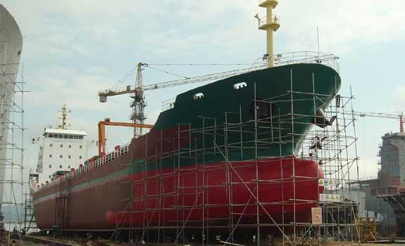 Hasil gambar untuk fabrikasi kapal