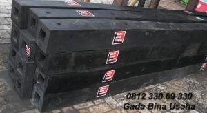 Karet Konstuksi - Gada Bina Usaha 081233069330 - Square Fender, Batam, Tug Boat Fender, Pontoon Fender, Marine Fender