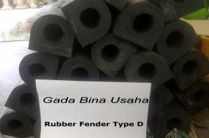 Bumper Rubber D