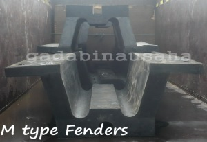 M type Fenders