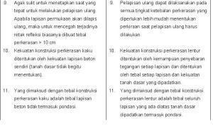 Karet Konstuksi - Gada Bina Usaha 081233069330 - Jenis Jenis Perkerasan Jalan